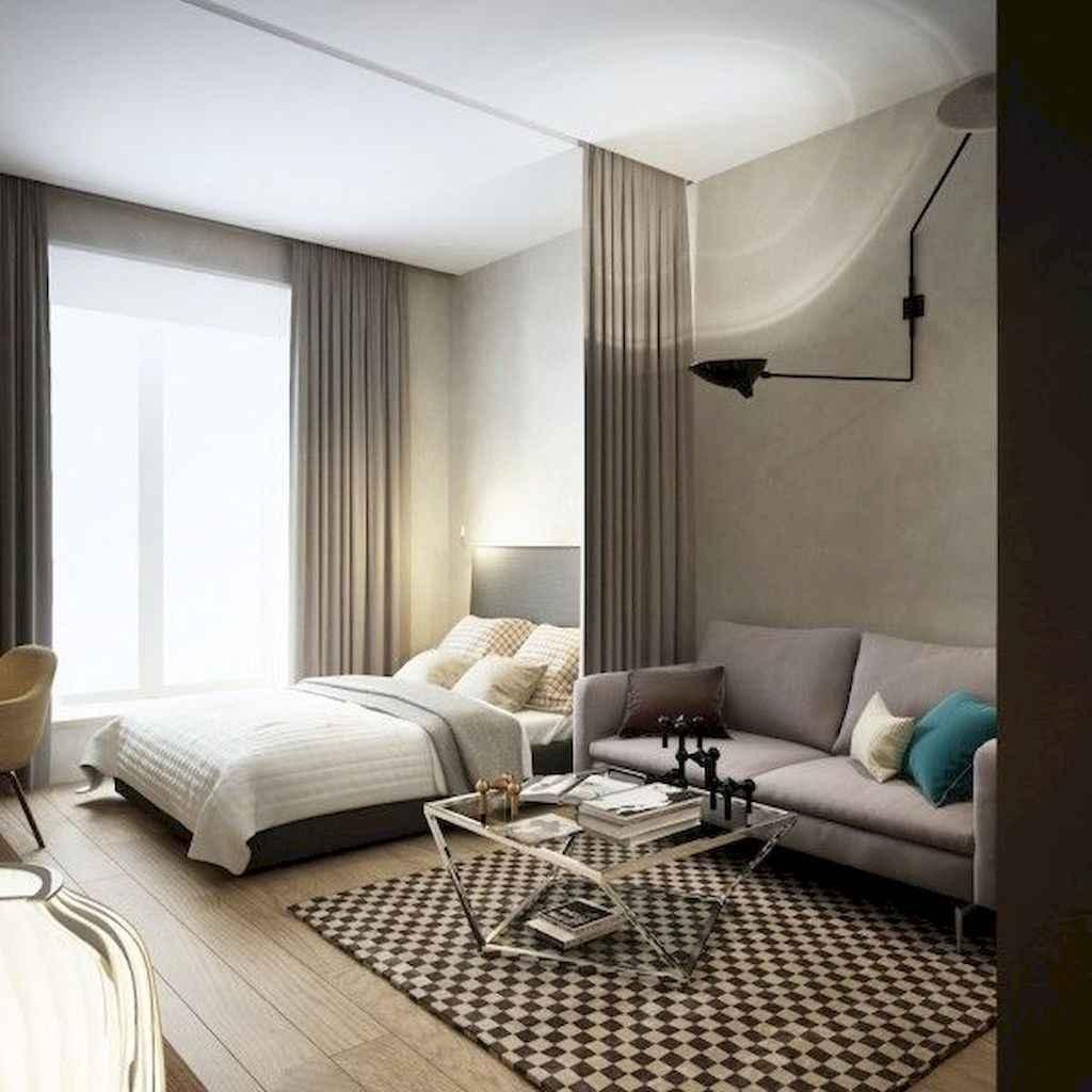 36 Clever Studio Apartment Decorating ideas