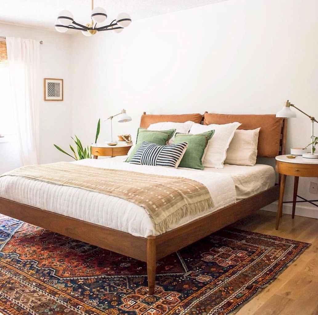 47 Mid Century Modern Bedroom Design Ideas