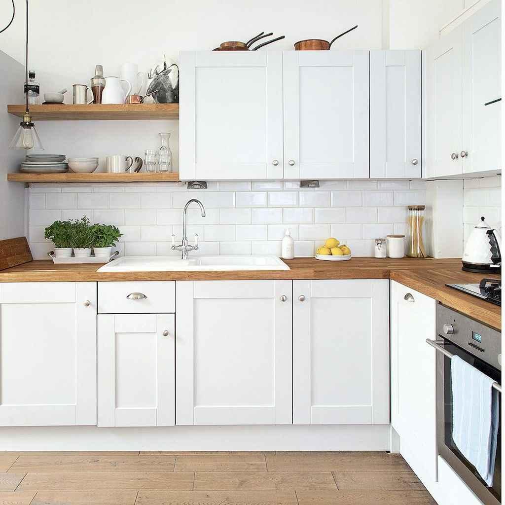 48 White Kitchen Cabinet Design Ideas